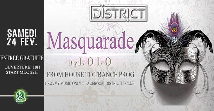 Masquarade By LOLO