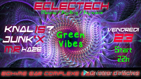 Eclectech By Green Vibes