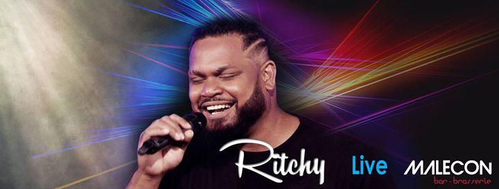 Ritchy au Malecon