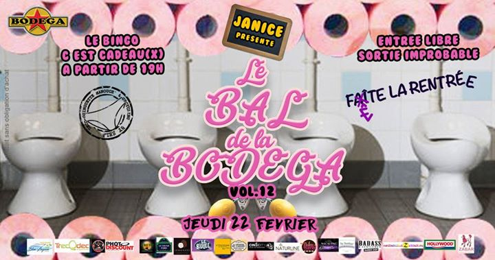 Le Bal De La Bodega Vol.12