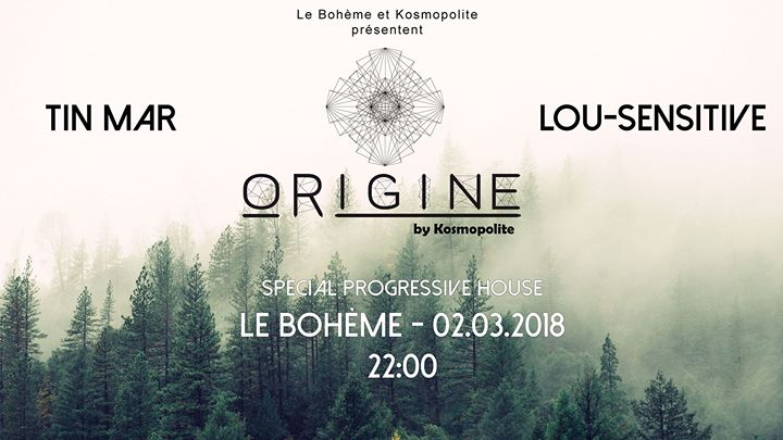 Origine by Kosmopolite -