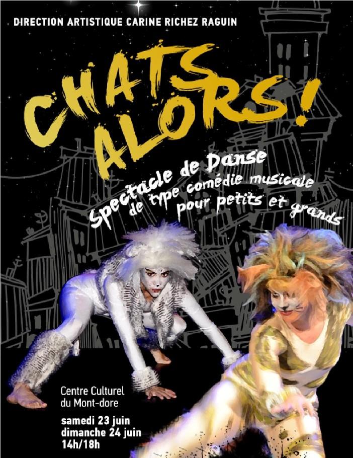 Comédie musicale / Chat Alors !