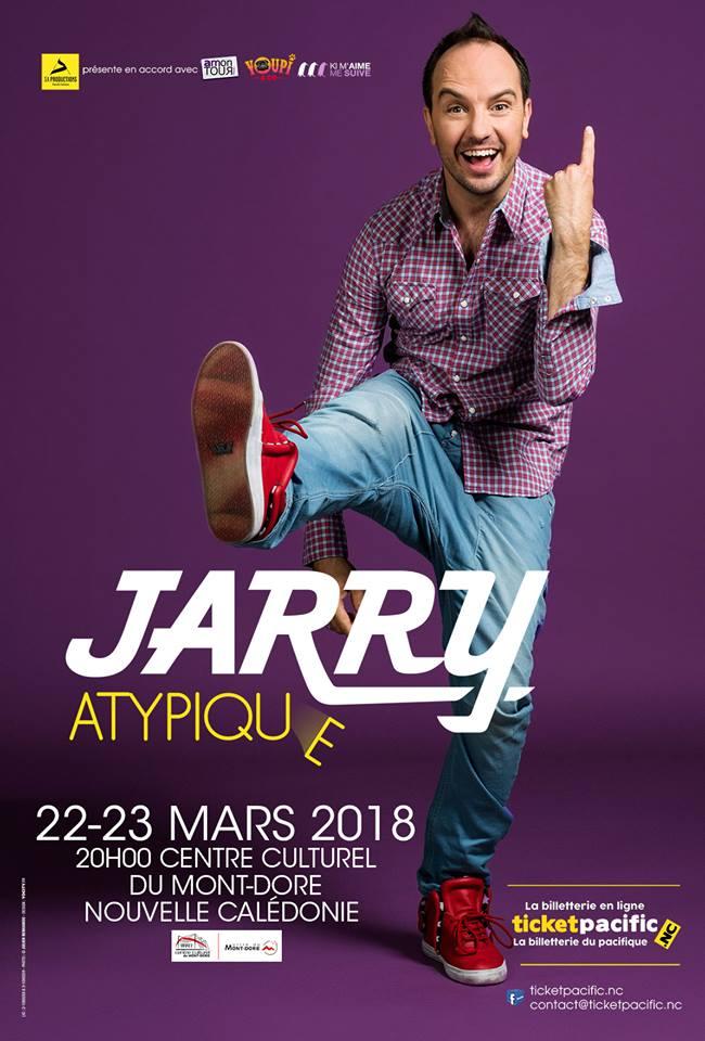 "JARRY ""atypique"""