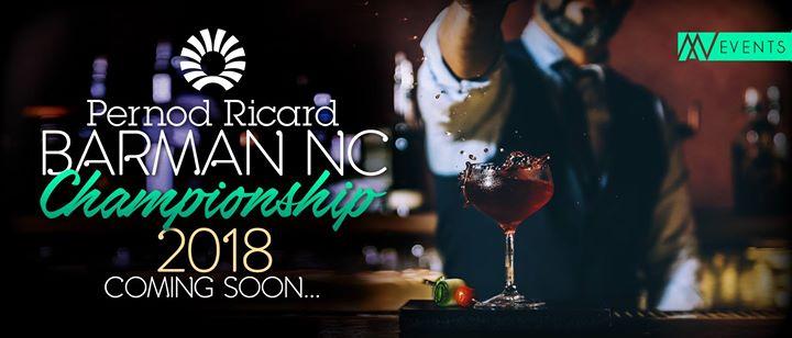 Barman NC Championship Pernod-Ricard 2018