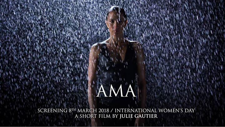 Projection de AMA - Le nouveau court métrage de Julie Gautier