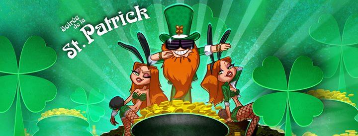 La St Patrick aux 3 Brasseurs