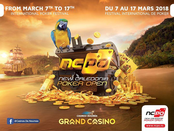 NCPO 2018 (New Caledonia Poker Open)