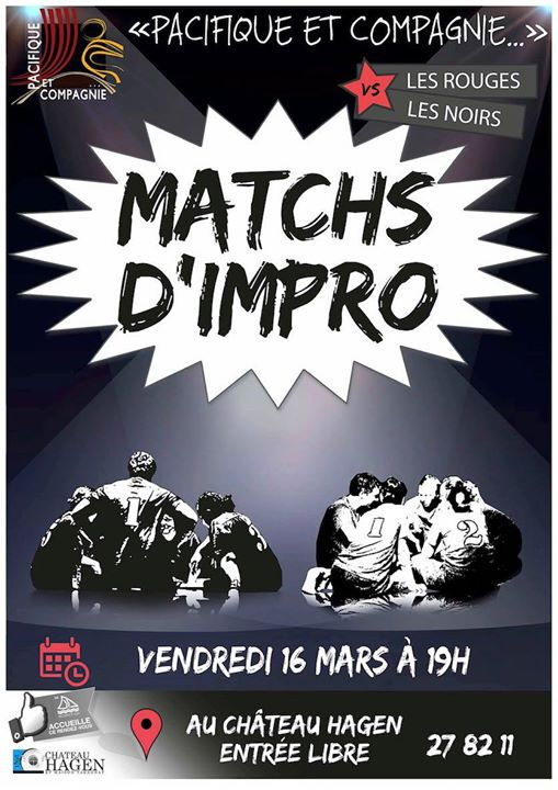 Matchs d'Impro