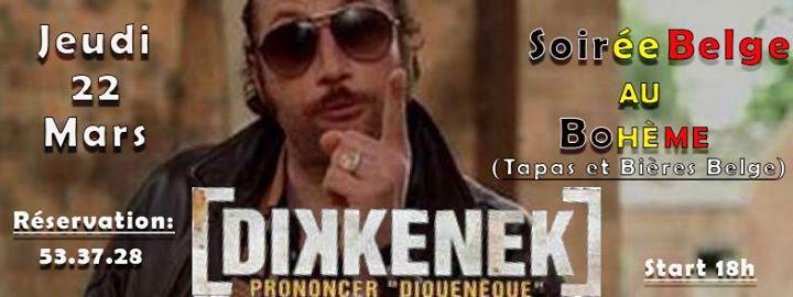 La Dikkenek Party
