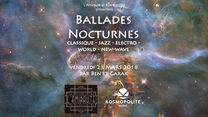 Ballades Nocturnes #2