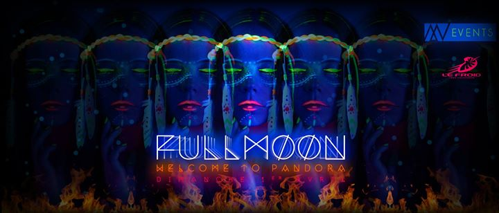 Full Moon Party - Welcome to Pandora