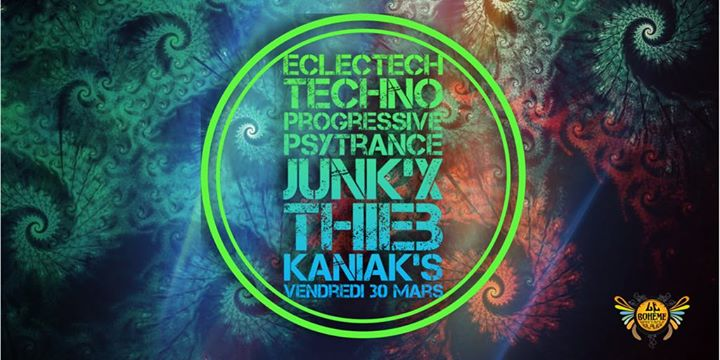 Eclectech Junk'X/Thieb/Kaniak's