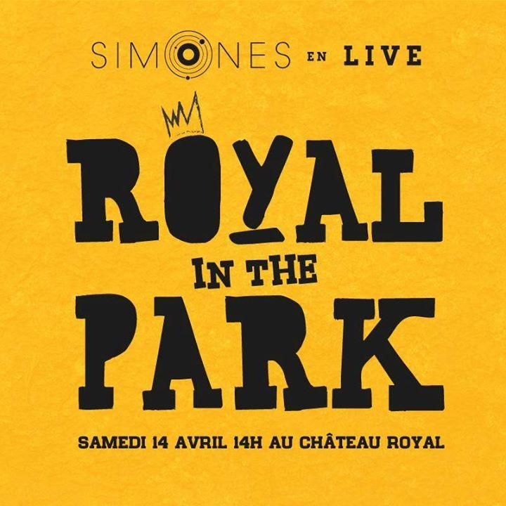 Les Simones - live@RoyalinthePark Festival #1