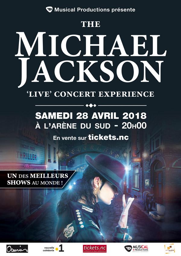 The Michael Jackson Live Concert Experience